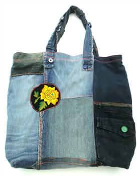 69ef3348aa5 Week 50: Shopper met borduursels van Johanna