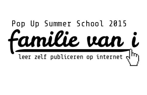pop up school familie van i