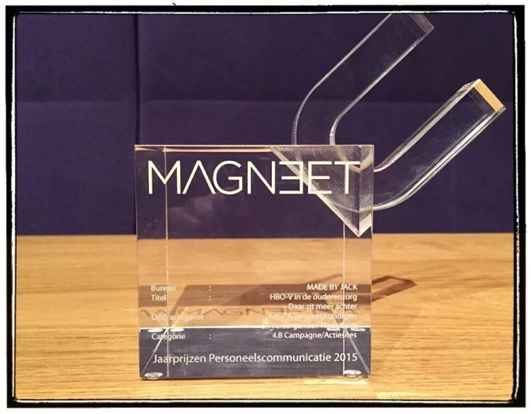 'Daar zit meer achter': de darling van de Magneet-jury