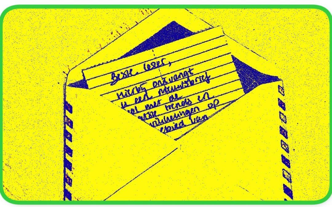 Een nieuwsbrief is nog steeds een goed idee