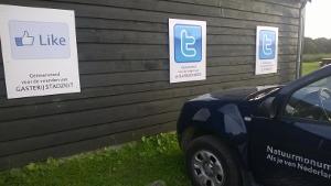 VIP-parkeerplek voor volgers en likers